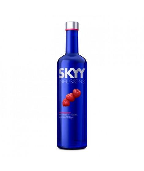 Skyy Infusion - Vodka Aromatisée au Framboise - 37,5% - 70 cl