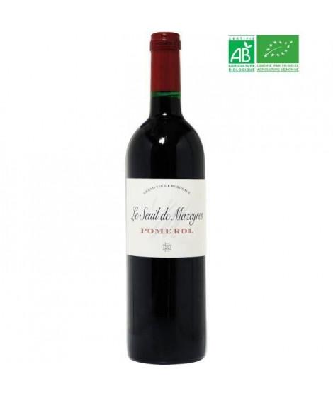 Seuil De Mazeyres 2016 Pomerol - Vin Rouge de Bordeaux