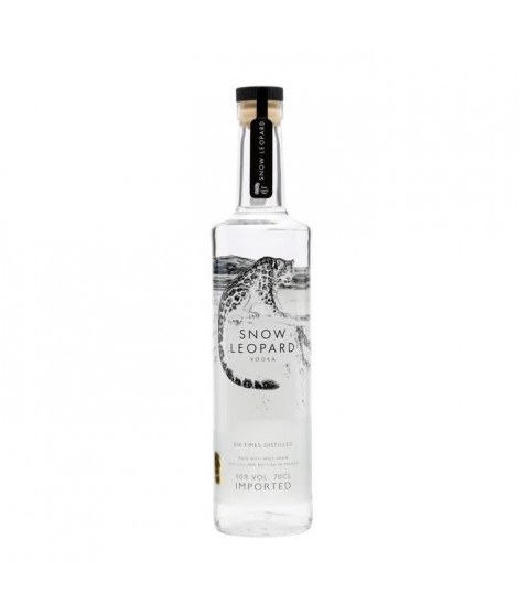 Snow Leopard - Vodka - 40° - 70 cl