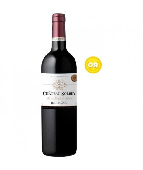 Château Sorbey Cuvée Expression 2014 Haut Médoc - Vin rouge de Bordeaux