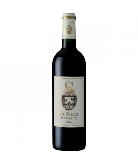 S De Siran 2016 Margaux - Vin rouge de Bordeaux
