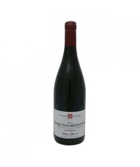 Stéphane Brocard Les Corbeaux  2014 Gevrey Chambertin 1er cru - Vin rouge de Bourgogne