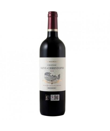 Château Saint-Christophe 2014 Médoc - Vin rouge de Bordeaux