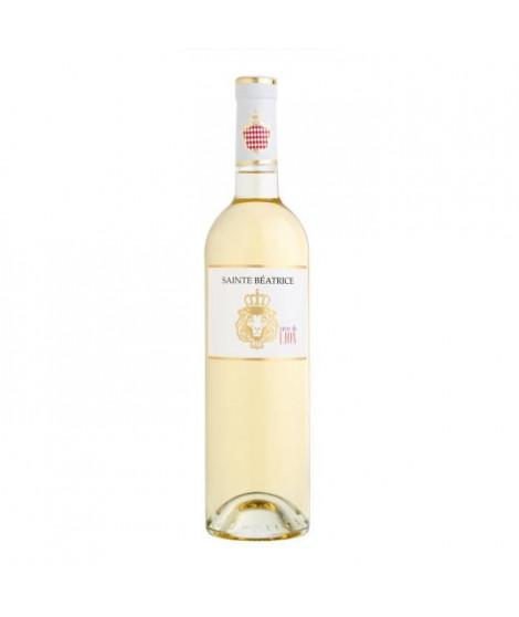 CHÂTEAU SAINTE BEATRICE Lion Blanc Vin de Provence - Blanc - 75 cl
