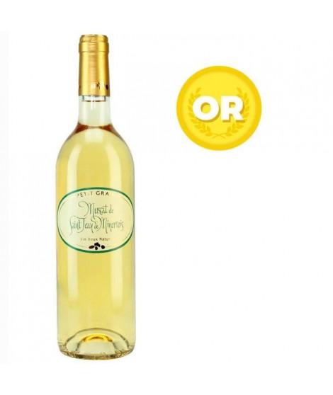 Muscat de Saint Jean de Minervois Languedoc - Vin blanc du Languedoc-Roussillon