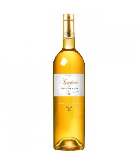 Symphonie de Haut-Peyraguey 2015 Sauternes - Vin blanc de Bordeaux