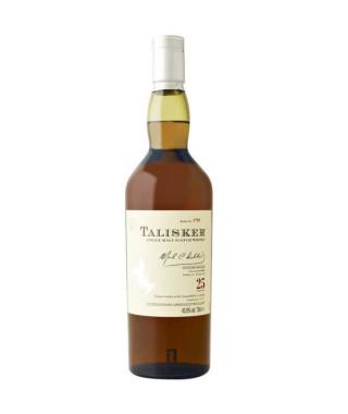Talisker 25 ans - Highlands-Skye Single Malt Whisky - 45,8% - 70cl
