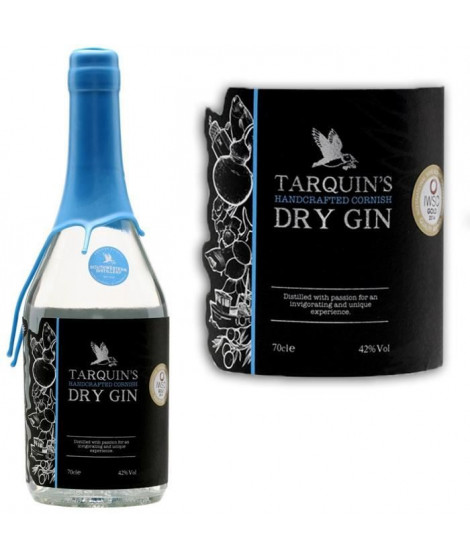 Tarquin's Dry Gin 42° 70cl