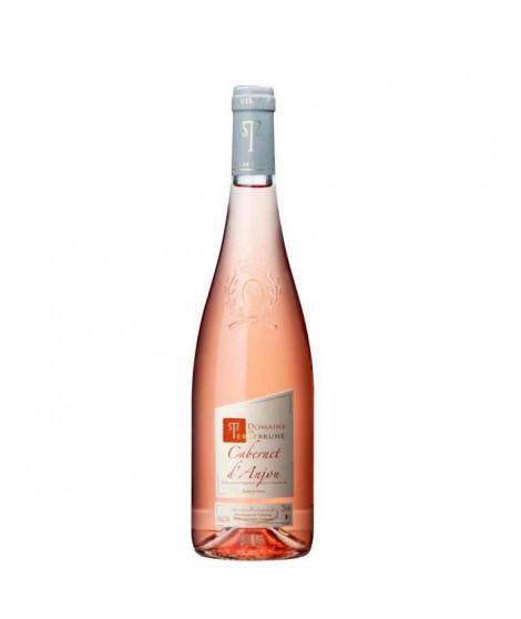 Domaine de Terrebrune 2019 Cabernet d'Anjou - Vin rosé du Val de Loire
