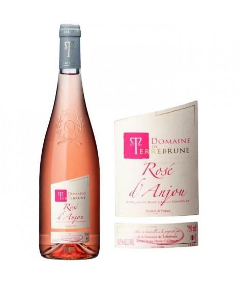 Domaine de Terrebrune 2018 Rosé d'Anjou - Vin rosé de Loire