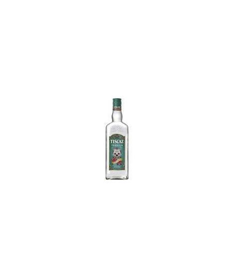 TISCAZ Tequila blanco 35° - 70 cl