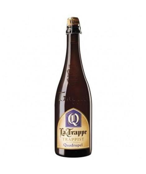 BRASSERIE LA TRAPPE Quadruple - Biere Ambrée - 75 cl - 10 %