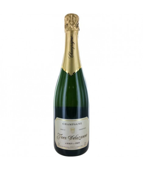 Y.Delozanne Champagne brut - 75 cl