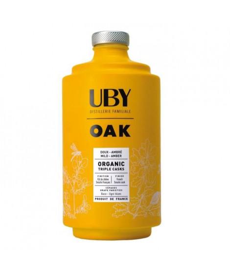 UBY OAK Armagnac Doux Ambré 40° 70cl Bio