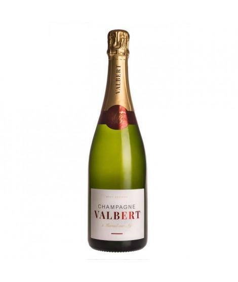 Champagne Valbert Brut - Brut Réserve x1