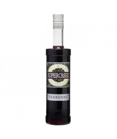 Vedrenne - Liqueur Supercassis - 20% - 70 cl