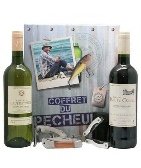 Coffret du Pecheur vin et accessoires