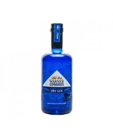 Gin Warner Edwards Harrington - 70 cl - 44°