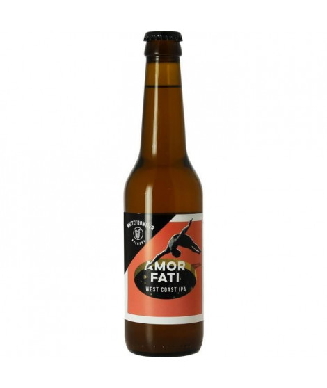 WHITE FRONTIER - Amor Fati - Biere Blonde - 33 cl