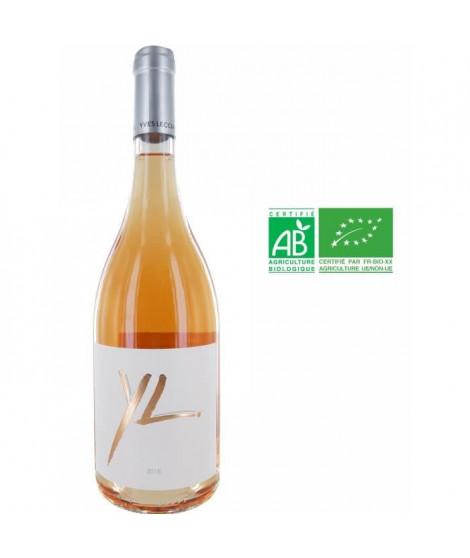 Domaine Yves Leccia Cuvée YL 2018 Ile de Beauté - Vin rosé de Corse - Bio
