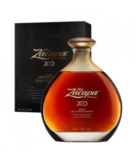 Ron Zacapa - Centenario XO - Rhum Traditionnel du Guatemala - 40% - 70 cl