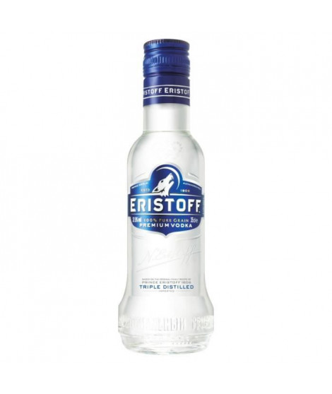Eristoff Original Vodka 35 cl - 37.5°