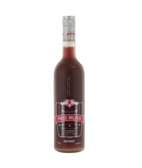 RICARD Cocktail Red Bliss - 70 cl - 12,1°