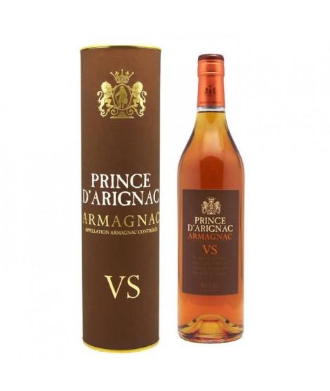Armagnac VS Prince D'Arignac 40° 70cl canister