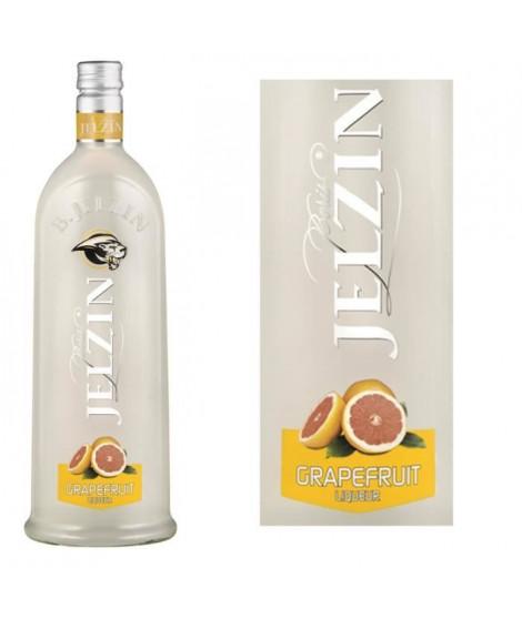 JELZIN Liqueur de Vodka Grapefruit Pamplemousse 16,6°