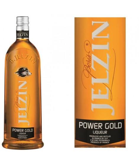 JELZIN Liqueur de Vodka ENERGY DRINK 16.6°