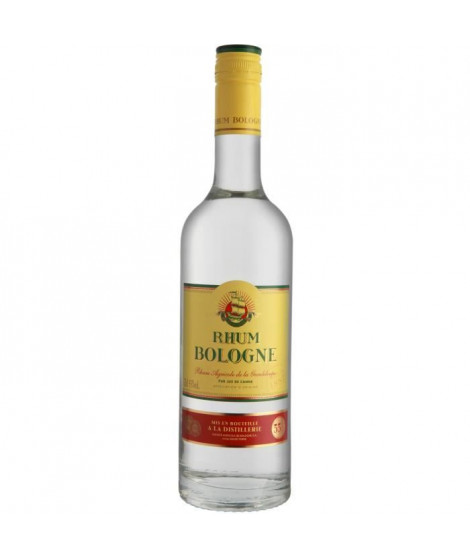 Bologne - Rhum Blanc - 55.0% Vol. - 70 cl