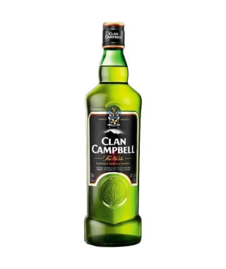 Clan Campbell The Noble (70cl) 40°
