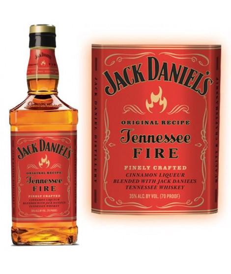 Jack Daniel's FIRE 70cl (35%)