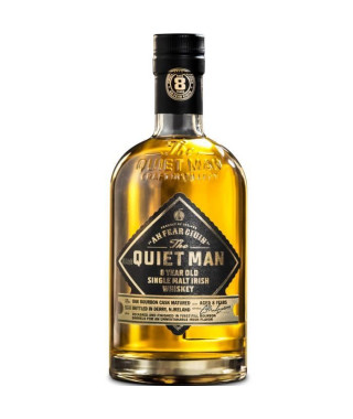 Quiet Man 8 ans 40%- Whisky Irlandais 70cl