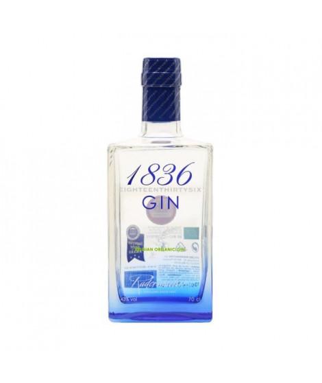 Gin Belgian Organic Bio - 70 cl - 43°