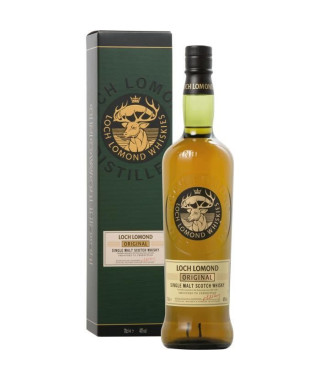 Loch Lomond Original - Single malt Scotch Whisky - 40%vol - 70cl avec étui