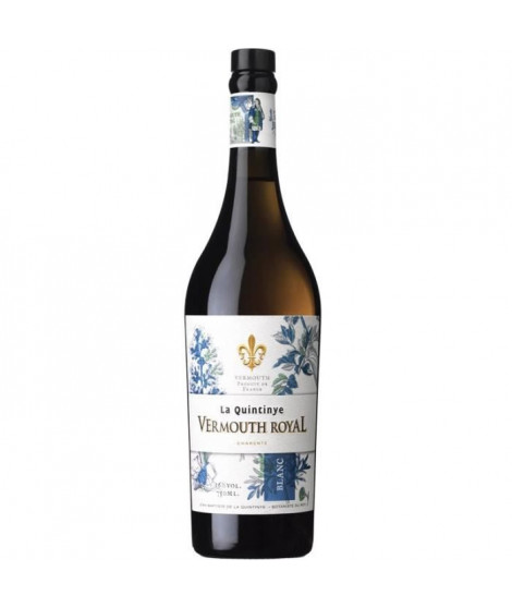La Quintinye - Vermouth Royal - Blanc - 16% - 75 cl