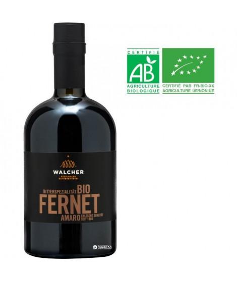 Walcher - Fernet - Liqueur - Bio - 38% - 50 cl