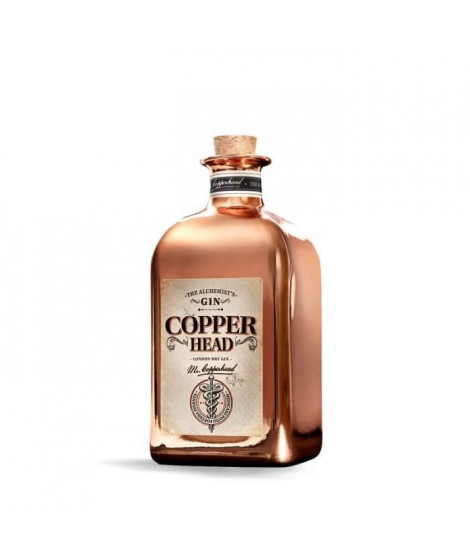 Copperhead London Dry Gin - The Alchemist's