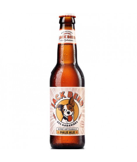 Jack Beer des Gabariers - Biere - 7% Vol. - 33 cl
