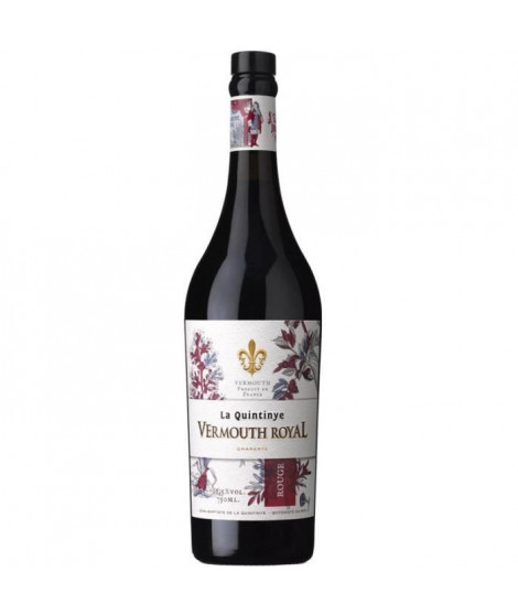 La Quintinye - Vermouth Royal - Rouge -16,5% - 75 cl