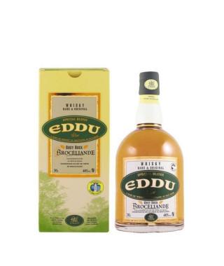Eddu Grey Rock Brocéliande - Blended Whisky France - 40%vol - 70cl