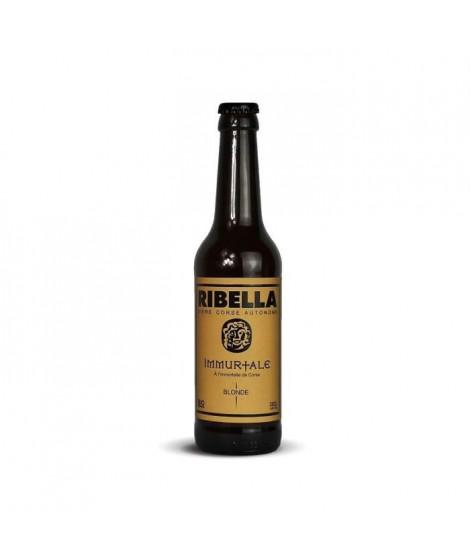 RIBELLA - Immurtale - Biere Blonde - 33 cl