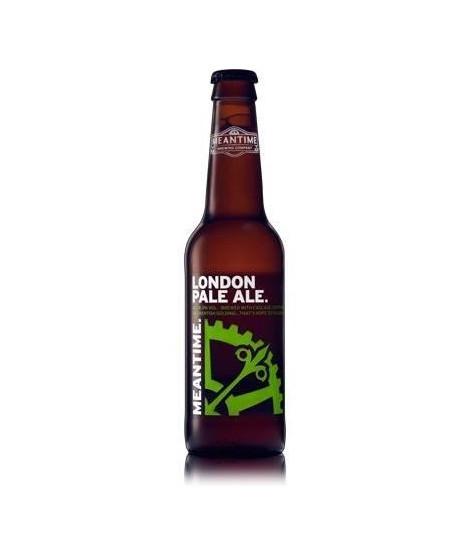 MEANTIME LONDON PALE  Biere Blonde 0,33 L
