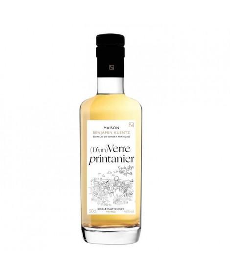 Whisky Français - Benjamin Kuentz D'un Verre Printanier - 46% Single Malt 50 cl