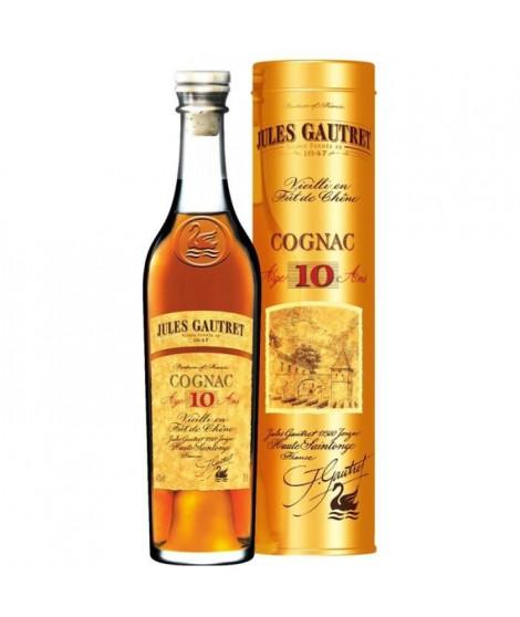 Jules Gautret Cognac 10 ans 70 cl