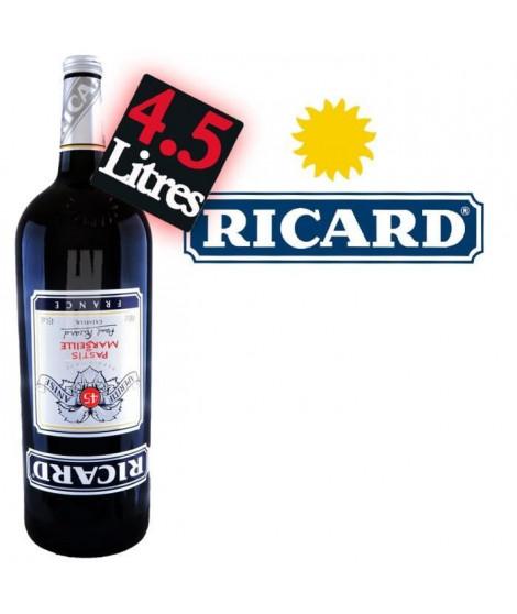 Ricard Bouteille 4L5 45° Gallon