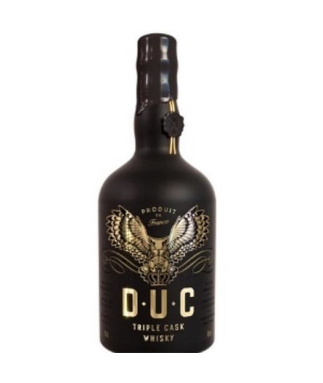 D.U.C Triple Cask - Blended Whisky - 40%vol - 70cl