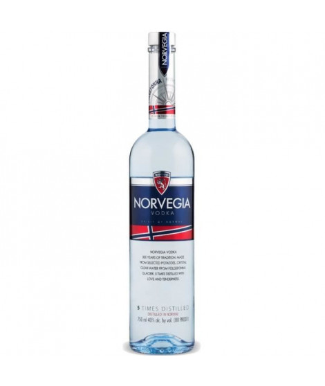Norvegia Vodka 40° 70cl