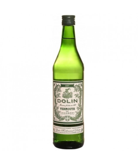 Vermouth Dolin Dry - 17,5%vol - 70 cl